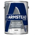 Armstead Trade Acrylic Wood Primer Undercoat 5 Litres